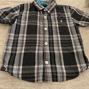 Boys size 3t Volcom dress shirt